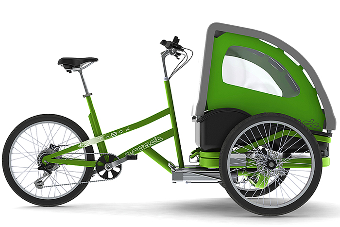 Velo tricycle - Tricycle couche electrique ...