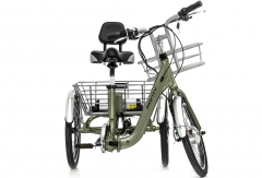 Tricycle Electrique Monty E-132 Lithium Tricycle